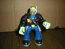 2001 Rescue Heroes Body Force Police Officer Jake Justice