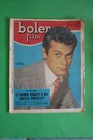 Bolero Film 702/1960 Tony Curtis Sofia Loren Raymond Burr Katina Ranieri Bardot
