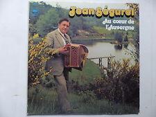 JEAN SEGUREL Parlez moi de l Auvergne 52860