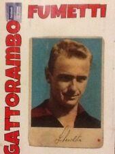 Figurina Cartonata N.201 Liberalato Rarissima-milan  Ed.Edj Calciocampioni