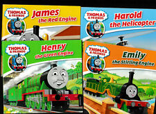 Thomas The Tank Engine And Friends Story Library Newer Covers x 4:Emily Stirling
