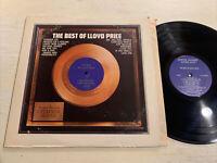 The Best Of Lloyd Price LP Scepter Citation Series 1972 R&B Soul EX!!!!