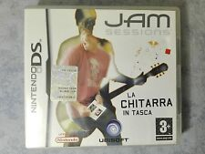 JAM SESSIONS - NINTENDO NDS DS DSi 3DS 2DS PAL ITA ITALIANO COMPLETO COME NUOVO