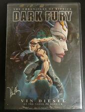 (Ri2) The Chronicles of Riddick - Dark Fury (Dvd, 2004)