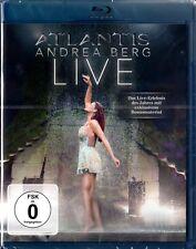 ANDREA BERG: ATLANTIS, Live (Blu-ray Disc) NEU+OVP
