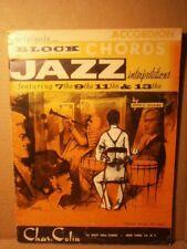 Block Chords Jazz Interpretation for Accordian - Songbook 7ths, 9, 11, 13ths