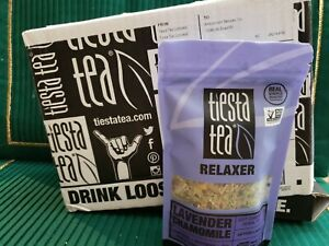 Tiesta Tea Relaxer Tea - Lavender Chamomile - 0.9 Oz. - Case Of 6.Exp.11/20