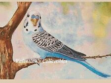 Parakeet Counted Cross Stitch Chart #2-363/5