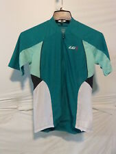 Louis Garneau Women's Beeze Vent Cycling Jersey XL Cricket Retail $49.99