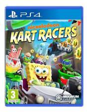 Nickelodeon Kart Racers - PS4 Playstation 4 Rennspiel - NEU OVP