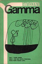 GAMMA - FANTASCIENZA – RIVISTA MENSILE – N. 2 NOVEMBRE 1965 – RACCONTI FUMETTI