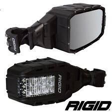 Rigid Industries Pair Reflect Lamps- White Led - Perfect for RZR UTV #64011
