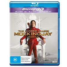 The Hunger Games Mockingjay Part 2 Blu-ray 3D + 2D + Digital BRAND NEW SEALED