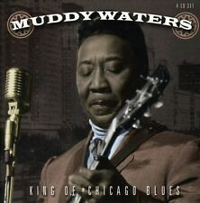 King Of Chicago Blues - Muddy Waters (2006, CD NIEUW)4 DISC SET