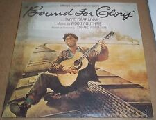 Woody Guthrie BOUND FOR GLORY - United Artists UA-LA 695-H SEALED