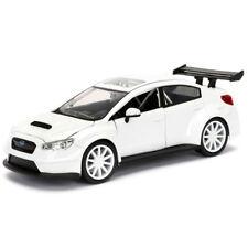 Jada Fast & Furious 8 1:24 Mr.Little Nobody's Subaru WRX White Color Model Gift