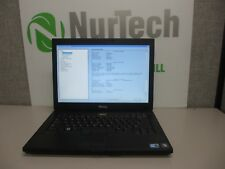 "Dell Latitude E6410 14"" i5 2.4GHz 4GB NO HDD NO CADDY DVD/RW WiFi Laptop NO AC"