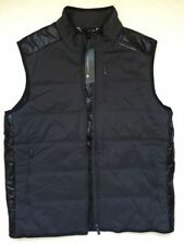 Porsche Design Insulation Vest L New with Tags Padded Gillet Jacket Coat AX6165