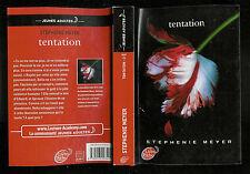 """Stephanie Meyer : Tentation - Tome 2 """" Editions Le Livre de Poche - N° 1431 """""""