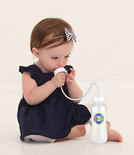 NEW Podee Hands Free Baby Bottle 9oz Bottles Baby took Immediately made in USA