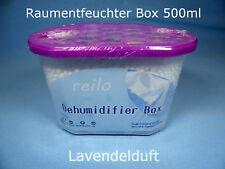 """1x 1kg Luftentfeuchter Granulat /""""Lavendel/"""" im Vliesbeutel für Raumentfeuchter"""