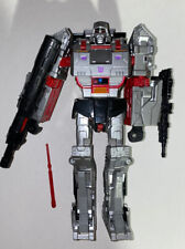 Transformers Generations Combiner Wars Leader Megatron Hasbro Used CHUG