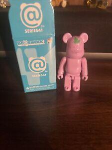 100% Bearbrick Series 41 - Jellybean Be@rbrick (Berry Smoothie) - Medicom (2021)