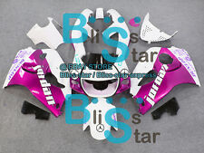 Purple White Fairing Fit SUZUKI GSX-R600 GSX-R750 SRAD 97 98 1996-1999 007 A5
