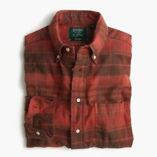 UNOPENED Gitman Vintage™ for J.Crew Brushed Fannel Shirt | S | Made in US | $195