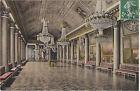 60 - cpa - Palais de COMPIEGNE - La salle des fêtes