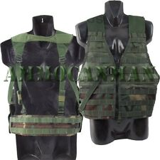 MOLLE Fighting Load Carrier WoodLand Camo-Previously Issued