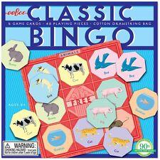 eeBoo Classic Bingo Redesign Free Us Shipping