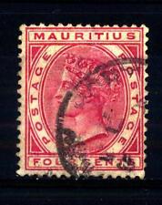 MAURITIUS - 1885-1887 - Regina Vittoria