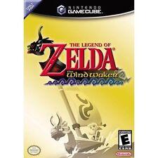 Legend of Zelda: The Wind Waker (Nintendo GameCube, 2003) -Complete