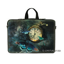 "17"" 17.3"" LAPTOP SLEEVE NOTEBOOK BAG CASE w HANDLE Z773"