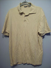 Haut Polo homme beige by Easy HNE 1973 Taille L NEUF