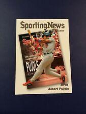 2004 Topps # 723 ALBERT PUJOLS ALL STAR St. Louis Cardinals Sharp LOOK RARE !