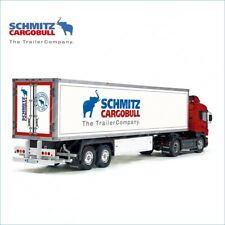Tamiya 56302 1/14 Reefer Caja Schmitz Cargobull Remolque Laminado calcomanías de lado Set