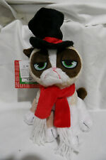 "GRUMPY CAT 7"" Christmas plush - EBENEZER SCROOGE"