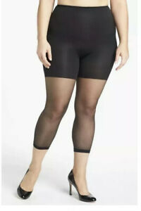 Spanx Fabulous Footless High-Waisted Plus Size Tights NUDE 6/F Slims All around