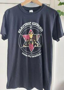 Electric Wizard Stoner Doom T Shirt Size M