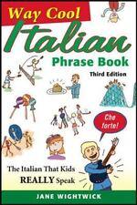 Way-Cool Italian Phrase Book