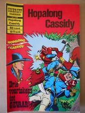 Sheriff Classics nr. 9198 1972 Hopalong Cassidy Classic Nederland [M14]