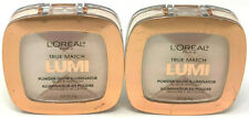 (2) Loreal True Match Lumi Powder Glow Illuminator Blush & Highlight N202 Rose