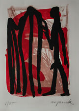 A. R. Penck - Erinnerung - Siebdruck - 1991 - 6/35