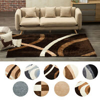 Modern Contemporary Geometric Area Rug Runner Accent Mat Carpet Living Room