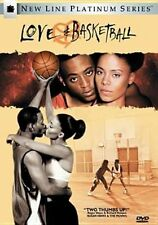 Love & Basketball 0794043506420 DVD Region 1