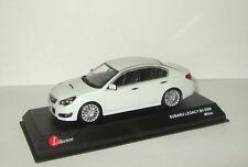 1:43 Kyosho J-Collection Subaru Legacy B4 2009 white JCP70002W