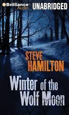 Alex Mcknight: Winter of the Wolf Moon 2 by Steve Hamilton (2012, CD,...