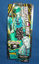 "Monster High ShriekWrecked Gil ""Gillington"" Webber Doll - NEW IN BOX - RARE"